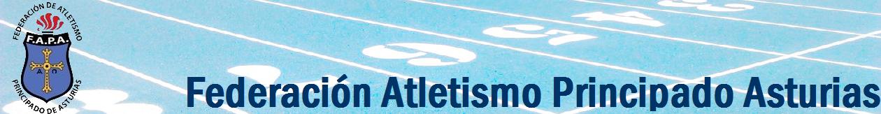 Federacion Asturiana Atletismo