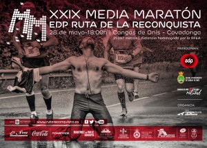 XXIX MEDIA MARATÓN RUTA DE LA RECONQUISTA ( CANGAS DE ONÍS )