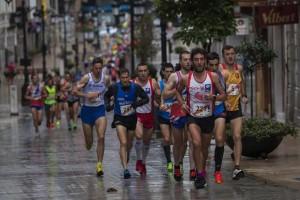 Media Maratón Avilés 2016