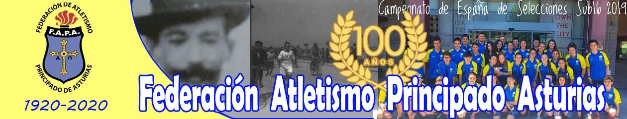 Federacion Asturiana de Atletismo
