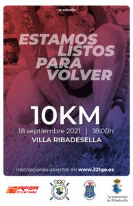 10KM VILLA DE RIBADESELLA