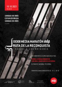 XXIII MEDIO MARATÓN EDP RUTA DE LA RECONQUISTA